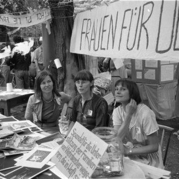 Das weibliche Gesicht der Revolution. Frauen im Aufbruch 1989 und danach